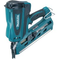 Makita GN900 Cordless Gas Framing Nailer 2 x 1ah Li-ion Charger Case