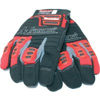 Makita Mens Mak Force 2 Heavy Duty Gloves XL