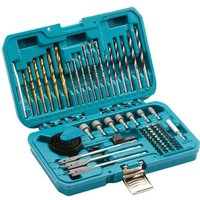 Makita 75 Piece Trade Power Tool Drill Bit & Accessory Set