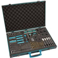 Makita 120 Piece Pro XL Drill Bit and Accessory Set