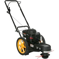 McCulloch MWT420 Wheeled Push Petrol Grass Trimmer 510mm