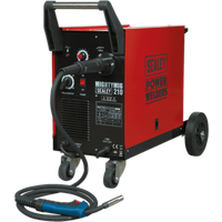 Sealey MIGHTYMIG210 210Amp Professional MIG Welder 240v