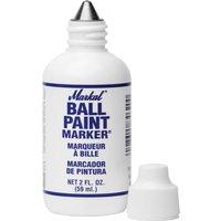 Markal Ball Paint Marker White
