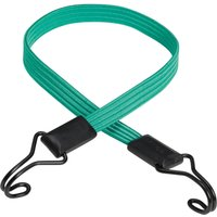 MasterLock Double Hook Flat Bungee Cord 800mm Green Pack of 1