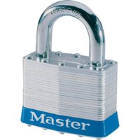 Masterlock Laminated Steel Padlock 51mm Standard