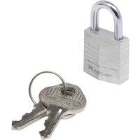 Masterlock Aluminium Padlock 20mm Standard