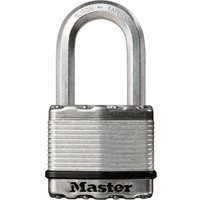 Masterlock Excell Laminated Steel Padlock 50mm Long
