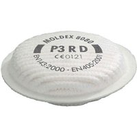 Moldex P3 Particulate Filters Cartridge For 4 and 5 Series Masks Pack of 2