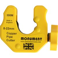 Monument 300M Semi Automatic Pipe Cutter 8mm- 22mm