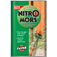 Nitromors All Purpose Paint and Varnish Remover 4000ml