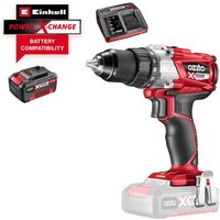 Ozito PXBDS 18v Cordless Brushless Drill Driver 1 x 4ah Li-ion Charger No Case