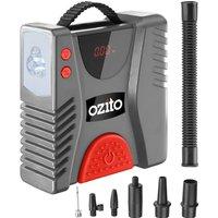 Ozito DMC 1000U Digital Air Compressor Pump 12V
