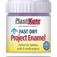 Plastikote Fast Dry Enamel Aerosol Spray Paint Lavender 59ml