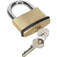 Sealey Brass Padlock 60mm Standard