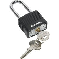 Sealey Laminated Steel Padlock 40mm Long