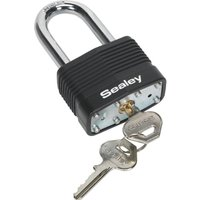 Sealey Laminated Steel Padlock 50mm Long