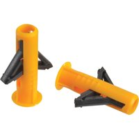 Plasplugs Heavy Duty Super Toggle Hollow Wall Cavity Anchors Pack of 10