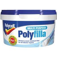 Polycell Multi Purpose Ready Mixed Polyfilla 600g
