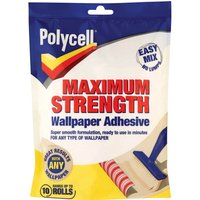 Polycell Maximum Strength Wallpaper Adhesive 120g
