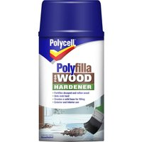 Polycell Polyfilla Hardener for Wood 500ml