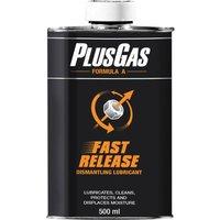Plusgas Dismantling De-Seizing Lubricant 500ml