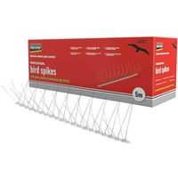 Proctor Brothers Professional Wall Spikes 500mm Metal Strips Pack Of 10