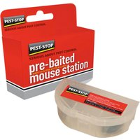 Pest-Stop Systems Pre-Baited Sealed Mouse Bait Station