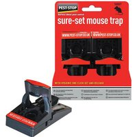 Proctor Brothers Sure-Set Mouse Trap Pack of 2