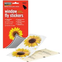 Proctor Brothers Window Fly Stickers Pack of 4