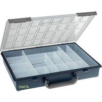 Raaco 15 Compartment A4 Organiser Case
