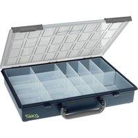 Raaco 17 Compartment A4 Organiser Case