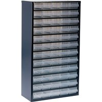 Raaco 60 Drawer Metal Cabinet