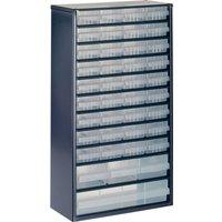 Raaco 40 Drawer Metal Cabinet