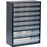 Raaco 28 Drawer Metal Cabinet