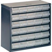 Raaco 24 Drawer Metal Cabinet