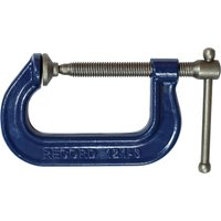 Irwin Record 121 Heavy Duty G Clamp 75mm