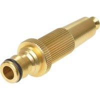 Rehau Brass Garden Hose Nozzle