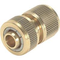 Rehau Brass Hose Pipe Connector 12.5mm