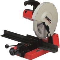 Ridgid 590L Dry Cutting Metal Cut Off Saw 355mm 110v