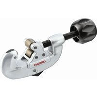 Ridgid Screw Feed Adjustable Pipe Cutter 25mm - 80mm