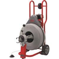 Ridgid K750 Auto Feed Professional Drain Cleaner 240v