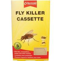 Rentokil Fly Killer Cassette Lasts 3 Months