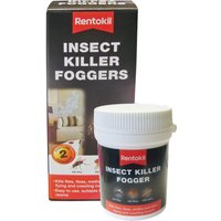 Rentokil Insect Killer Foggers Pack of 2