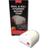 Rentokil Seal & Kill Hygienic Mouse Trap