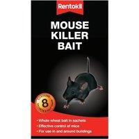 Rentokil Mouse Killer Rodenticide Bait 200g
