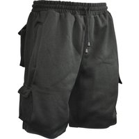 "Roughneck Jogger Shorts Black 30"""