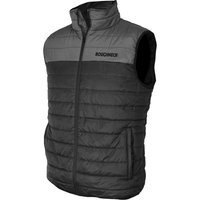 Roughneck Lightweight Body Warmer Grey/ Black 2XL