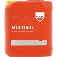 Rocol Multisol Cutting Fluid 5l
