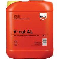 Rocol V-Cut AL Cutting Fluid for Aluminium Alloys 5l