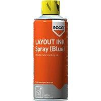 Rocol Layout Ink Spray Blue 300ml
